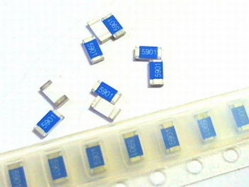 SMD resistor 1206 - 13K3 Ohms