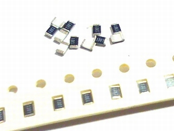 SMD resistor 0805 - 866 Ohms