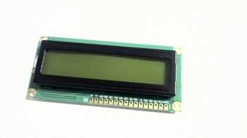 16x2 LCD Display CG046-3007-01