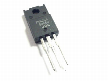 Voltage regulator 78M20A