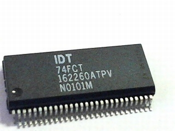 74FCT162260ATPV8 LATCHED BUS EXCHANGER SGL 56 SSOP