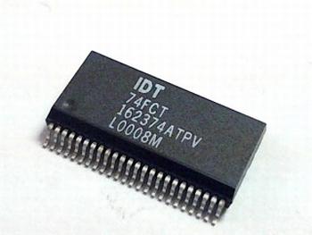 74FCT162374-ATPV Flip Flops Low-Voltage