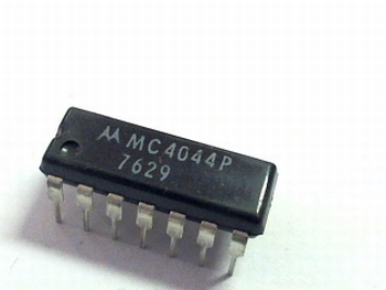 MC4044P PHASE/FREQUENCY DETECTOR