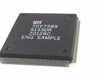 723651L20PQF FIFO Memory 2K x