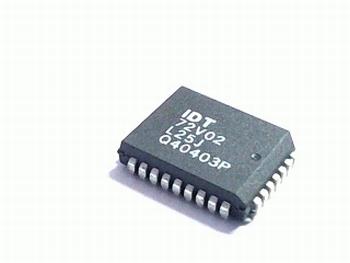 72V02L25J FIFO memory