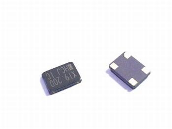 Quartz crystal oscillator SMD 19,2 mhz VX-3XOH