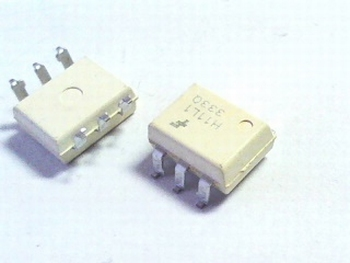 H11L1SR2M - OPTOCOUPLER, SCHIMITT TRIGGER O/P