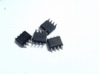 A82C250 CAN CONTROLLER, 1MBAUD, 1/1, SOIC-8;