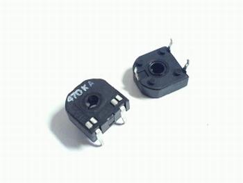 Trimmer potmeter PT15 topadjust 470K Ohm
