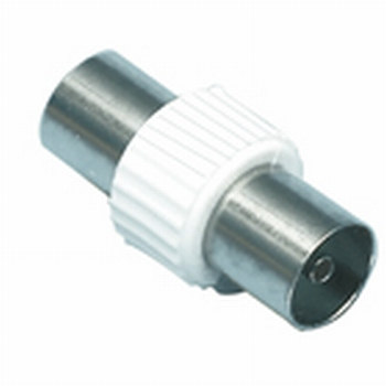 Coax coupler socket to socket