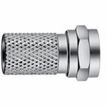 F connector, schroef versie 7.0mm