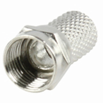F-connector Twist-On f-connector 7mm