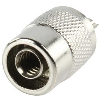 UHF PL259 plug for RG6