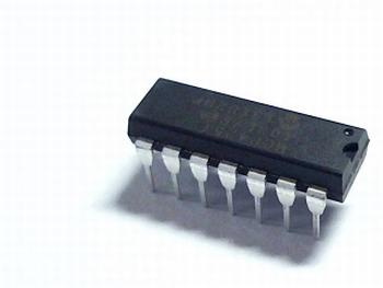 MCP4251-103E/P digital potmeter 10K SPI 8 BIT DIP14
