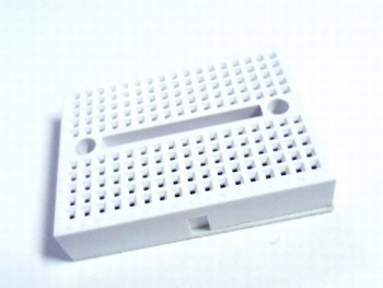 Breadboard mini wit
