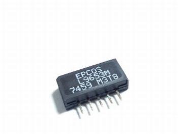 L9653M IF filter EPCOS
