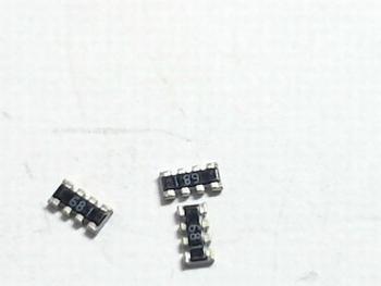 SMD Resistor netwotk 4x 56K Ohms MNR14EOABJ563