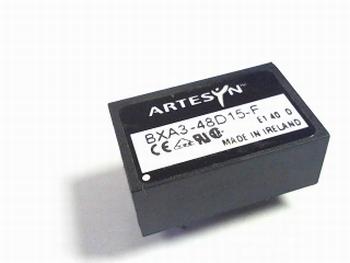 BXA3- 48D15 DC-DC module Artesyn