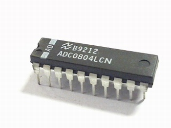 ADC0804-LCN analog to digital convertor
