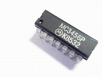 MC3456P Timer Circuit