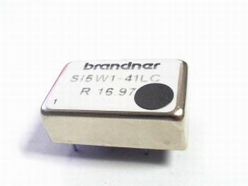 SI5W1-41LC 24VDC  to 5VDC converter Brandner
