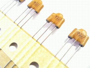 DSS6NE52A222Q93A emi surpression filter 6A 100VDC 2,2nF
