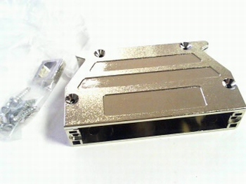 Housing for Sub D 37 pins connector
