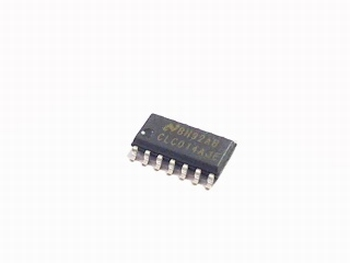 CLC014AJE  ADAPTIVE CABLE EQUALIZER, SOIC-14