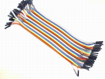Female to Female Jumper wires voor Arduino en breadboard