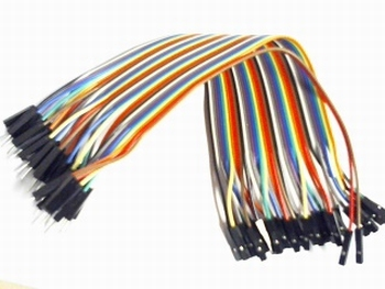 Female to male Jumper wires voor Arduino en breadboard