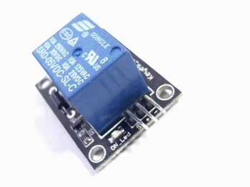 Relaymodule 1 channel without LED indicator