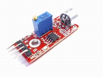 Sound sensor module for big sounds