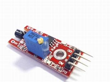 Touch sensitive module