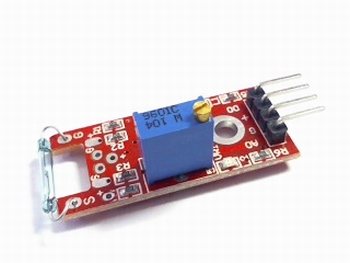 Reed switch Module adjustable