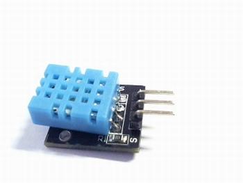 Temperature and humidity sensor module simple