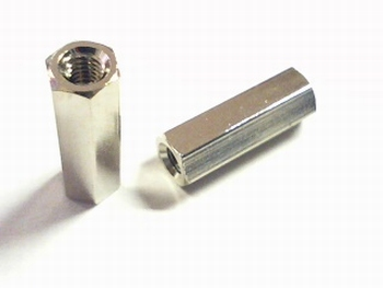 Metal distance holder 18mm