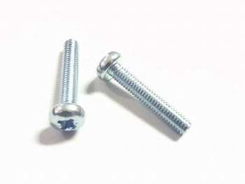 Screw with philips head 16mm M3 thread