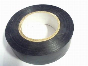 Super rol isolatie tape zwart 25 meter