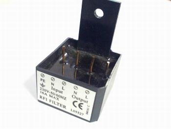 RFI Filter 230Vac 16A type L05527