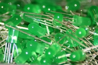 Led green 5 mm