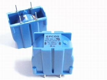 Inductor 2x 33 uh Epcos B82724-J2102-N1