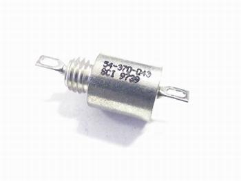 Doorvoercondensator 1,1uF 63V