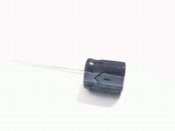 Electrolytic capacitors 680 uf - 16 volts