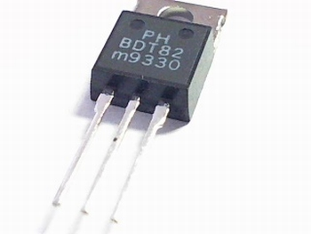 BDT82 power transistor