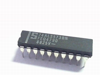 74ALS573 Octal D-Type Transparent Latch