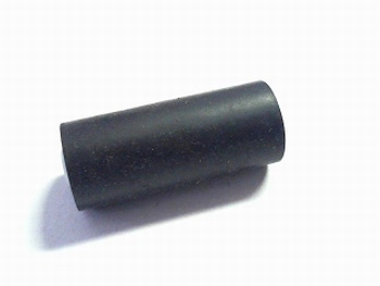 Rubber geleider 12mm diameter 28mm lang