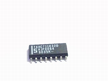 74ACT11032D QUAD 2IN OR GATE 16-SOIC