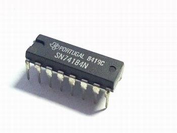 SN74184 BCD to BINARY converter DIP16