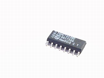 74HCT4538D multivibrator SMD