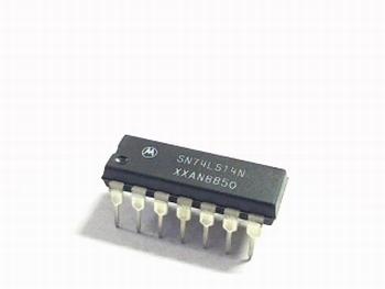 74LS14 Hex Inverter Schmitt-Trigger